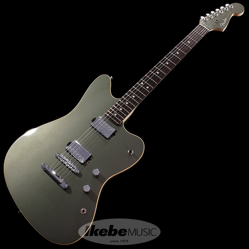 ギター, エレキギター  Fender Made in Japan Modern Jazzmaster HH (Jasper Olive Metallic)