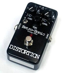Retro-SonicDistortion [Black]【ポイントアップフェア開催中!】