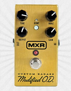 MXR M77 Custom Badass Modified O.D. 【特価】