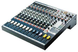 【ミキサー】SoundCraft EFX8