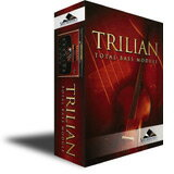 【ソフトシンセサイザー】●SpectraSonics Trilian 【Ik Multimedia R.A.W. Style Pak 1枚プレ...