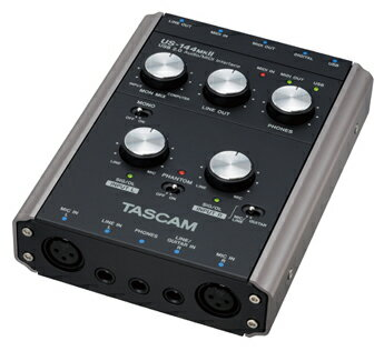 ●TASCAM US-144MKII