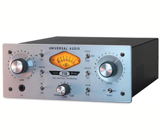 DAW・DTM・レコーダー, その他 Universal Audio 710 Twin Finity