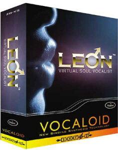 【VOCALOIDシリーズソフトウェア】●ZERO-G VOCALOID LEON