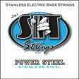 SIT POWER STEEL-Stainless Round Wound Bass Strings PSR45105L [MEDIUM LIGHT/LONG]