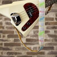 FenderHamaOkamotoSignatureStrap(WH/YW/PK/BL/GR)【9月以降入荷予定】