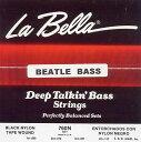 """【へフナー・ヴァイオリンベース用フラット弦】LaBella 760NHB for Hofner """"Beatle Bass"""""""