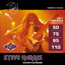 Rotosound SH77 Steve Harris signature Monel Flatwound Bass Strings