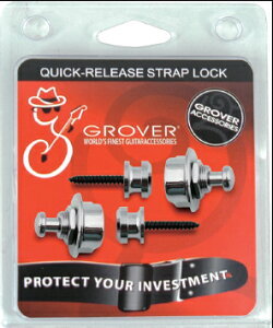 �ڥ�å��ԥ��Grover Quick Release Strap Locks GP800
