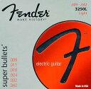 【エレキギター弦】Fender USA SUPER BULLETS Electric Guitar Strings