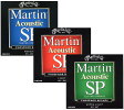 Martin SP 92/8 PHOSPHOR BRONZE Acoustic Guitar Strings