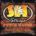 【エレキギター弦】SIT POWER WOUND Electric Guitar Strings 8-string