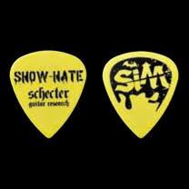 【ピック】SCHECTER SHOW-HATE ピック ×10枚セット [SPA-SM/SH] 【HxIv31_04】 【12月中旬入荷...