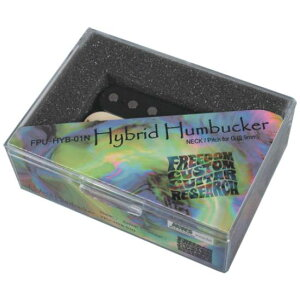 【ピックアップ】Freedom Custom Guitar Research Hybrid Humbucker [FPU-HYB-01] 【3月20日発...