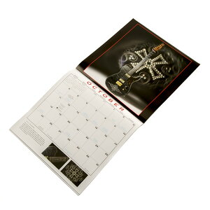 【カレンダー】Fender USA 2015 FENDER CUSTOM SHOP WALL CALENDER 【12月下旬入荷予定】