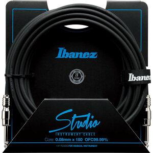 【楽器用シールドコード】Ibanez HF (Hundred Fifty) Studio Cable HF20 (6.10m/SS) 【9月末入...