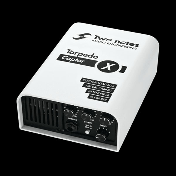 ギター用アクセサリー・パーツ, アンプ Two Notes Torpedo Captor X 8ohm