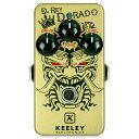 Keeley Electronics El Rey Dorado Overdrive 【期間限定円高還元セール】