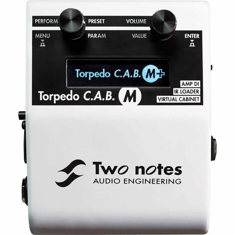 ギター用アクセサリー・パーツ, その他 Two Notes Torpedo C.A.B. M