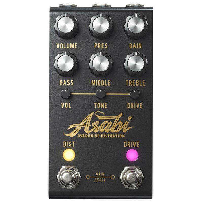ギター用アクセサリー・パーツ, エフェクター Jackson Audio Asabi Mateus Asato Signature