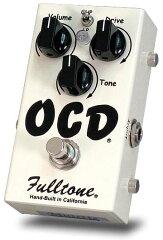 【オーバードライブ】Fulltone OCD (Obsessive Compulsive Drive)