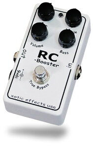 【エフェクター】Xotic RC-Booster