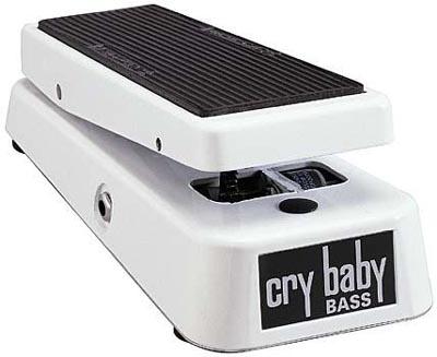 ベース用アクセサリー・パーツ, エフェクター Dunlop 105Q CRYBABY BASS WAH