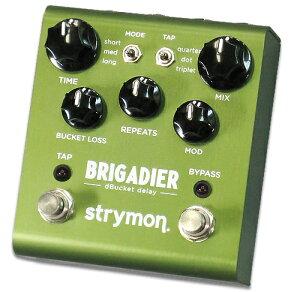 【限定タイムセール】strymon BRIGADIER [dBucket Delay] 【限定タイムセール】