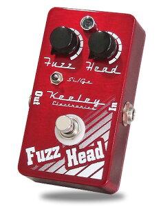 【エフェクター】Keeley Electronics Fuzz Head