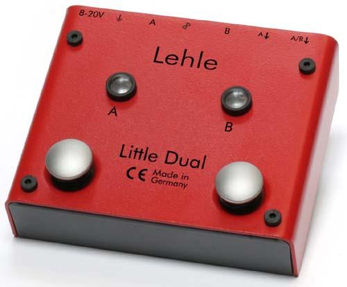 ギター用アクセサリー・パーツ, エフェクター Lehle Little Dual