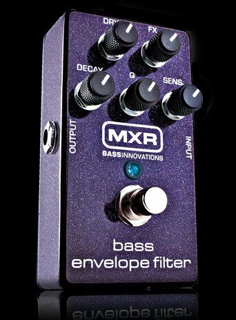 MXR M-82 [BASS ENVELOPE FILTER] 【特価】 【ひなっち解体新書プレゼント!】【数量限定アダプタープレゼント】