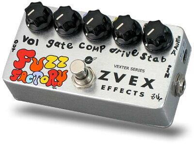 【エフェクター】Z-VEX Fuzz Factory [VEXTER] 【特価】