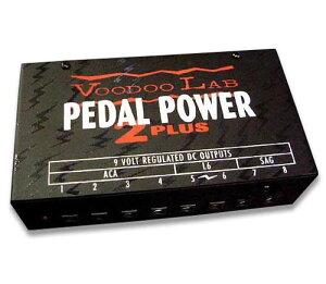 【パワーサプライ】★今なら当店内全商品ポイント5倍です!VooDoo LAB PEDAL POWER 2 Plus 【円...