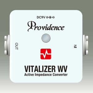 Providence VITALIZER  WV VZW-1 バッファではないバッファ。これは奥が深い。