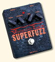 【エフェクター】VooDoo Lab SUPERFUZZ