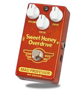 【オーバードライブ】MAD PROFESSOR New Sweet Honey Overdrive 【期間限定プライス】