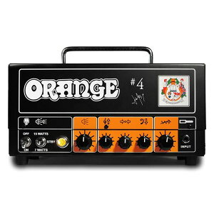 【ギターアンプ】 NAMM 2012 NEW MODEL!!ORANGE #4 Jim Root Terror Head 【5月下旬発売予定】