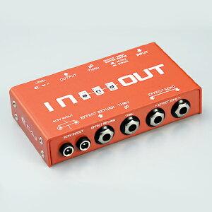 【ジャンクションボックス】CAJ IN and OUT 【新製品AMP/FX】