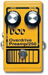 【エフェクター】DOD 250 Overdrive Preamp 【台数限定特別価格】 【ikebe35その他】