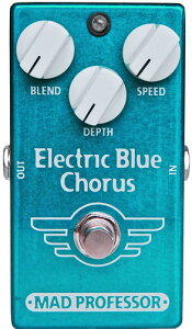 �ڥ����饹��MAD PROFESSOR Electric Blue Chorus