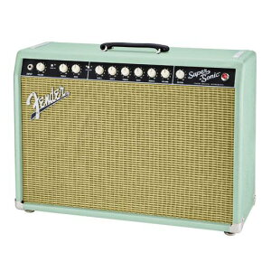 �ڥ���������ס�Fender USA Super-Sonic 22 FSR Surf Green ��5��1��ȯ��ͽ���