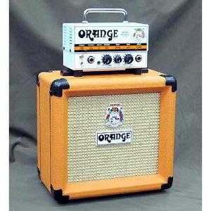 【ギターアンプスタック】 NAMM 2012 NEW MODEL!!Orange MICRO TERROR & PPC108 【7月中旬発売...