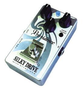 【エフェクター】Providence SILKY DRIVE SLD-1F 【4月21日発売予定】 【新製品AMP/FX】