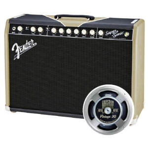 �ڥ���������ס�Fender USA Super-Sonic 22 FSR Black Gold ��6��18��ȯ������ͽ���