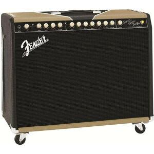 【ギターアンプ】Fender USA Super-Sonic Twin Combo Black Gold FSR 【9月26日発売予定】