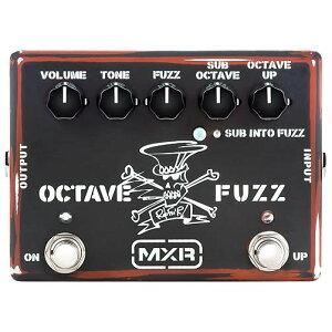 【エフェクター】MXR SF01 Slash Octave Fuzz 【5月末入荷予定】 【新製品AMP/FX】