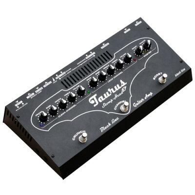 【ギター・アンプヘッド・ペダル】Taurus StompHead 3 BL [60W真空管ギター・アンプヘッド・ペ...