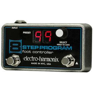 【フットコントローラー】Electro Harmonix 8 Step Program foot controller [専用フットコント...