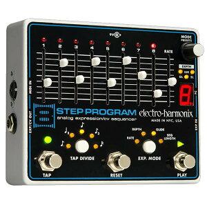 【エフェクター】Electro Harmonix 8 Step Program