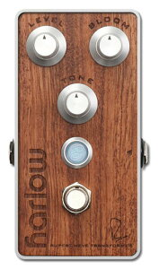 【エフェクター】Bogner HARLOW RUPERT NEVE DESIGNS BOOST With BLOOM [Bubinga exotic hardwo...